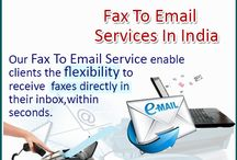 Fax To Email Service Enable Clients