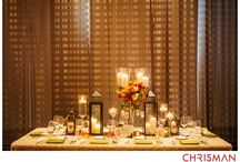 Table Design Elements / Centerpieces, placesettings and more