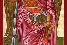 Ikoną Michał Archanioł