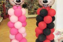 minnie y Mickey cumple 2!!