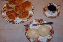 FOOD! - Biscuits and Scones