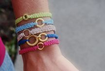 bracelets and jewellery