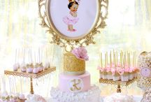 Princess Kaylah's Baby Shower