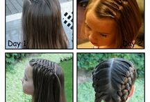 Kid Ideas: Hair / by Bekah Boone