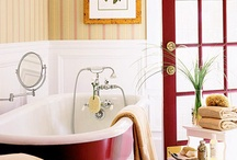 Bathrooms / by Kitty Widener
