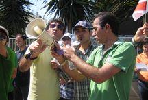 قبرس  / تظاهرات در قبرس