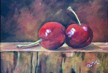 Fruits  and Still life