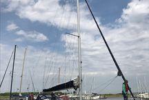 Small yacht Maxi 33