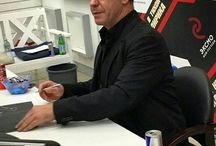 Till Lindemann-autograph session 18.11.2016 Moscow,Russia