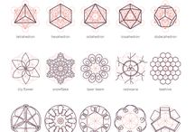 Sacred Geometry - patterns and studies