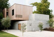 Архитектура дома / Стильные дома: вдохновляющие примеры | Stylish houses