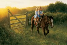 Country: Horses