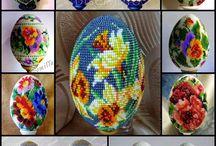 яйца пасха