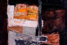 Paul Feiler / German born Artist-St Ives School