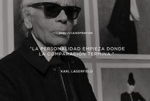 INSPIRATION DELUCCA / Fashion Quotes- Inspiración de Moda
