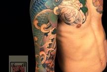 Japanese sleeves