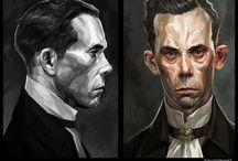 RPG - Portraits (Humanos)