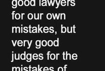 Quotes / Quotes, Law Quotes,