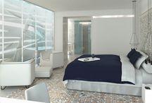 HOTELES 09_Parador de Turismo de Aiguablava / Proyecto para la remodelación integral del Parador de Turismo de Aiguablava.