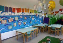 reggio inspired classroom / Inspirational class set up.