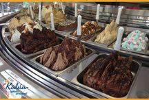 Un helado artesanal elaborado diariamente  / El mejor helado artesanal que te podemos ofrecer es el que elaboramos todos los días para que tú descubras esa cremosidad y frescura que lo hacen único.