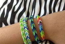 Rainbow Loom / by Kate Bruno