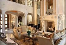 Gorgeous living rooms / Sweet dreams