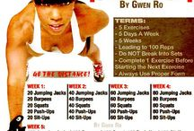 30-Day Workout Challenges