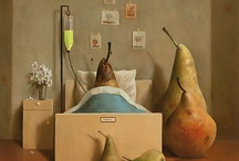 Pears / A board dedicated to pear illustrations.  / by Michael Knepprath