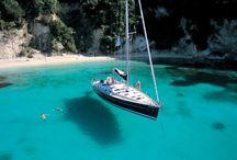 Sailing Trip Destinations