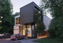 Проекты зданий и интерьеров