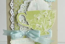SU Kind and Cozy & Tiny Tea Cup / DIY Cards / by Kathy Coignard