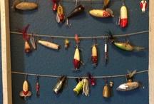 Old Fishing Tackle