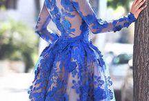 кружевные нарядные платья