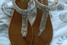 Sandals / by Roxanne Sowers