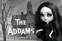 Blythe The Addams Family