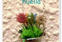 MIS MANUALIDADES VARIAS / by Manualidades con Huella