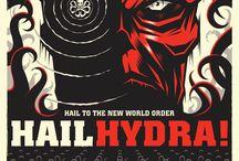 Propaganda Posters / Vintage propaganda posters
