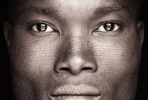 ツ I was shot by JOHN KENNY [Photographer] / Stunning portraits from different ethnic groups.
