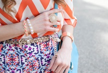 Mixing prints and patterns / Mixing prints and paterns