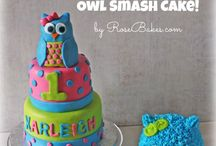 Owl themed birthday party / by Paige Hussey