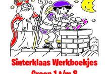 Sinterklaas school