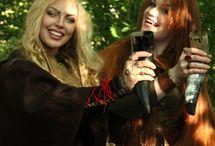 Vikingen drinken