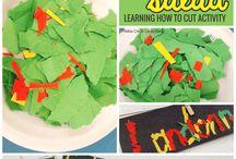 Kindergarten First Week Lesson Plans...