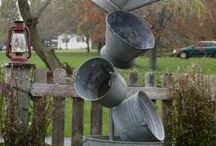 Yard Decor / by Bob Straker