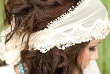 scarfs/headbands
