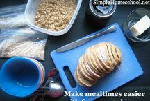 Recipe File - Freezer Meals