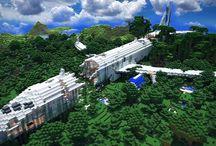 Minecraft Lego and stuf
