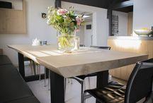 Tafels / Maatwerk tafels