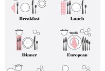 Appunti di servizio / Tutto ciò che succede tra due tavoli al ristorante